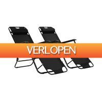 VidaXL.nl: vidaXL ligbedden