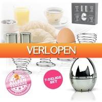 voorHAAR.nl: Uitgebreide 7-delige ontbijtset