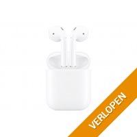 Draadloze Ear Pods met oplaadbox
