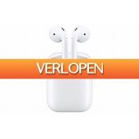 Dennisdeal.com 2: Draadloze Ear Pods met oplaadbox