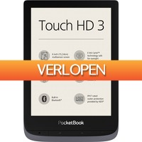 EP.nl: PocketBook Touch HD 3 e-reader