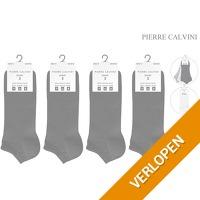 12 x Pierre Calvini sneakersokken