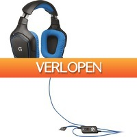 Alternate.nl: Logitech G430 gaming headset