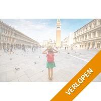 Kom naar bijzonder Venetie