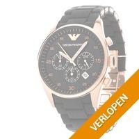 Sportieve Emporio Armani Chronograph