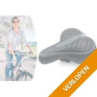 FlinQ gel fietszadel
