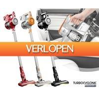 Voordeelvanger.nl: TurboTronic iQ8 draadloze steelstofzuiger