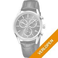 Calvin Klein Chronograaf herenhorloge