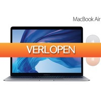 iBOOD.be: Apple 13.3 MacBook Air i5 128 GB