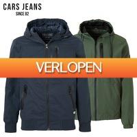 ElkeDagIetsLeuks: Cars Jeans jas