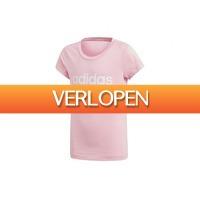 Avantisport.nl: Adidas YG E Lin Tee