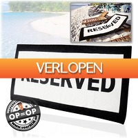 voorHEM.nl: Reserved badhanddoek