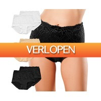 Groupdeal 3: Set van 2 corrigerende damesslips