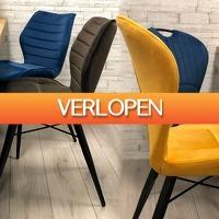 iChica: Velvet design stoelen