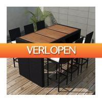 VidaXL.nl: vidaXL 7-delige tuinset