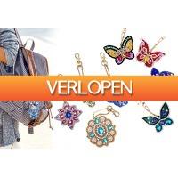 VoucherVandaag.nl: Diamond painting sleutelhangers