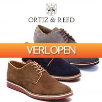 One Day Only: Ortiz & Reed Sicor herenschoen