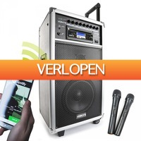 MaxiAxi.com: Vonyx ST100 mobiele geluidsinstallatie