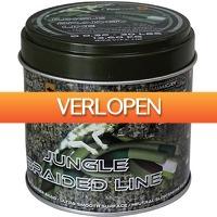 Visdeal.nl: WOW! Prologic Mimicry Jungle Braided Line 1200 m 40lbs