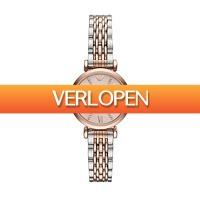 Dailywatchclub.nl: Emporio Armani AR11223 dameshorloge
