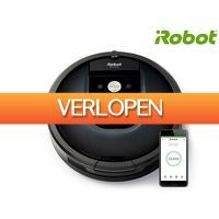 iBOOD.com: iRobot Roomba 980 robotstofzuiger