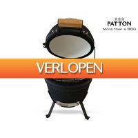 iBOOD DIY: Patton Kamado Grill Classic