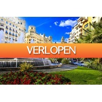 Hoteldeal.nl 1: 3- of 4-daagse 4*-stedentrip naar Valencia