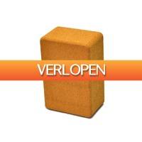 Betersport.nl: Focus Fitness yoga blok kurk