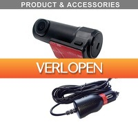 MyXLshop.nl: Dashcam dashboard camera