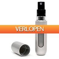 Uitbieden.nl 3: Mini parfum navulbare flesje/verstuiver