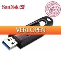 Dennisdeal.com: Sandisk Ultra USB 3.0-flashdrive