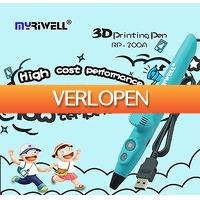 Uitbieden.nl 3: MYRIWELL RP 200 A 3D print pen