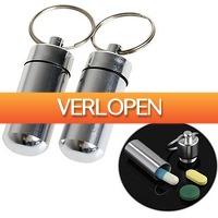 Uitbieden.nl 3: Waterdichte sleutelhanger en pillenkoker