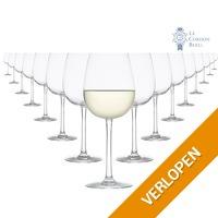 16 x Le Cordon Bleu wittewijnglas