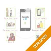 Tracker & Bluetooth selfie timer