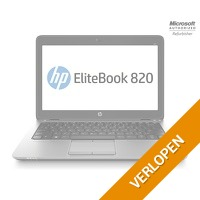 HP EliteBook 820 refurbished