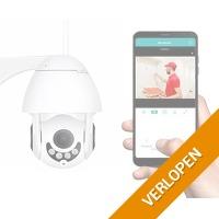 IP-beveiligingscamera