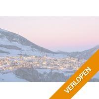 8 dagen volpension wintersportvakantie in Tirol