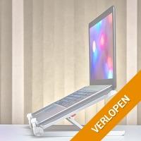 Compacte laptoptafel