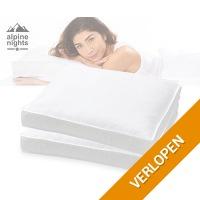 Alpine Nights boxkussen classic