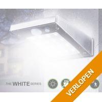 Solar LED-beveiligingslamp