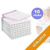10-pack Lifetime Clean theedoeken