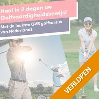 GVB golfcursus