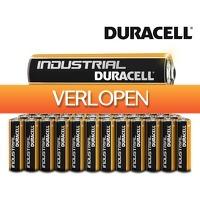 Voordeelvanger.nl: 72 x Duracell Industrial batterijen