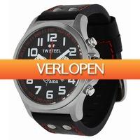 24dealstore.nl: TW Steel TW-882 AIDA Collectie Chronograaf 48MM