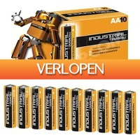 Dealwizard.nl: 48 x Duracell Industrial batterijen
