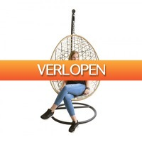 Xenos.nl: Hangstoel swing naturel