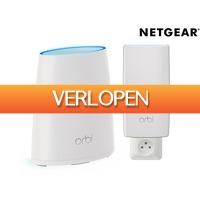 iBOOD.com: Netgear Orbi router en satelliet
