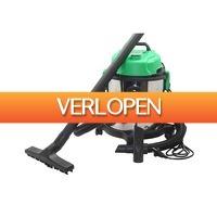 Dealwizard.nl: Hofftech nat-en droogzuiger 1200 watt