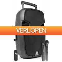 MaxiAxi.com: Vonyx SPJ-PA912 draagbare accu speaker